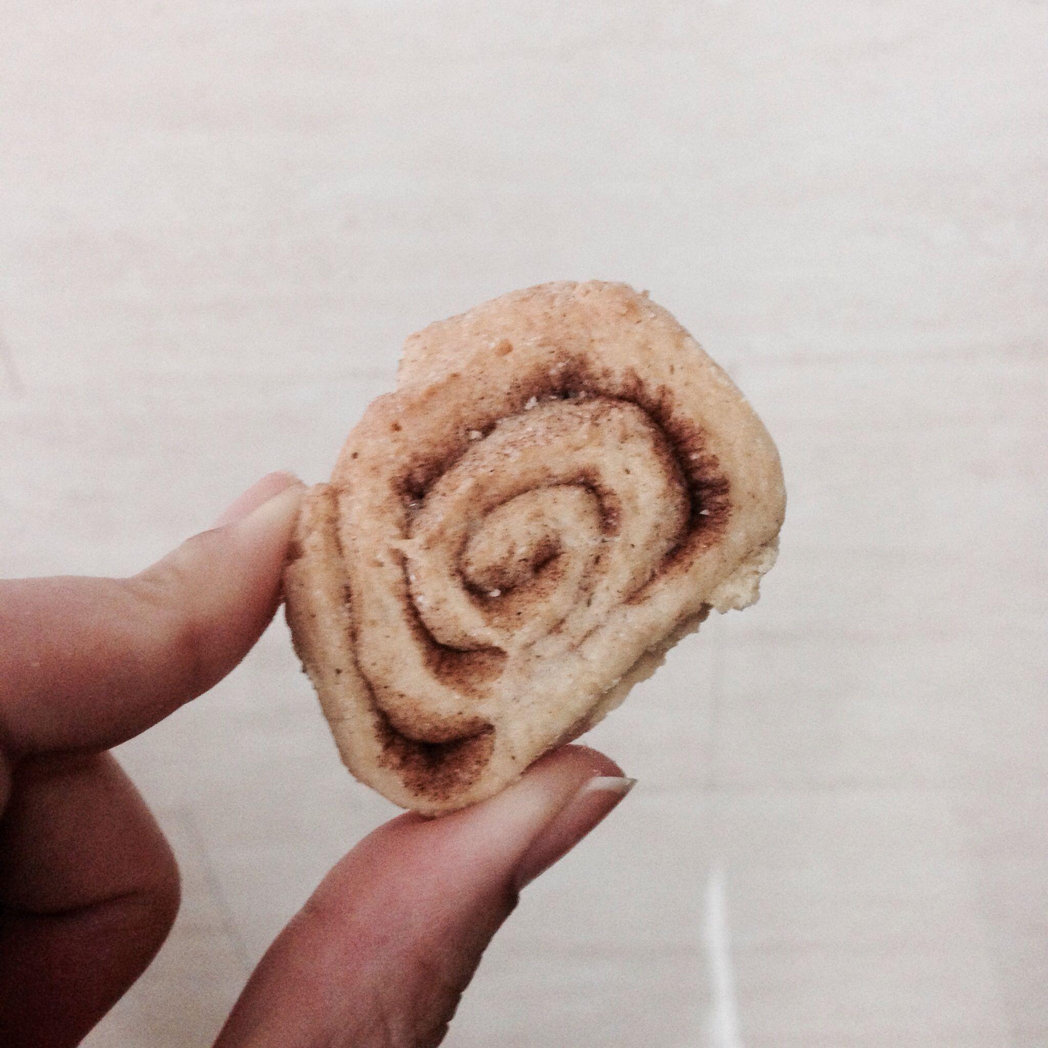 쭈구리 시나먼 쿠키