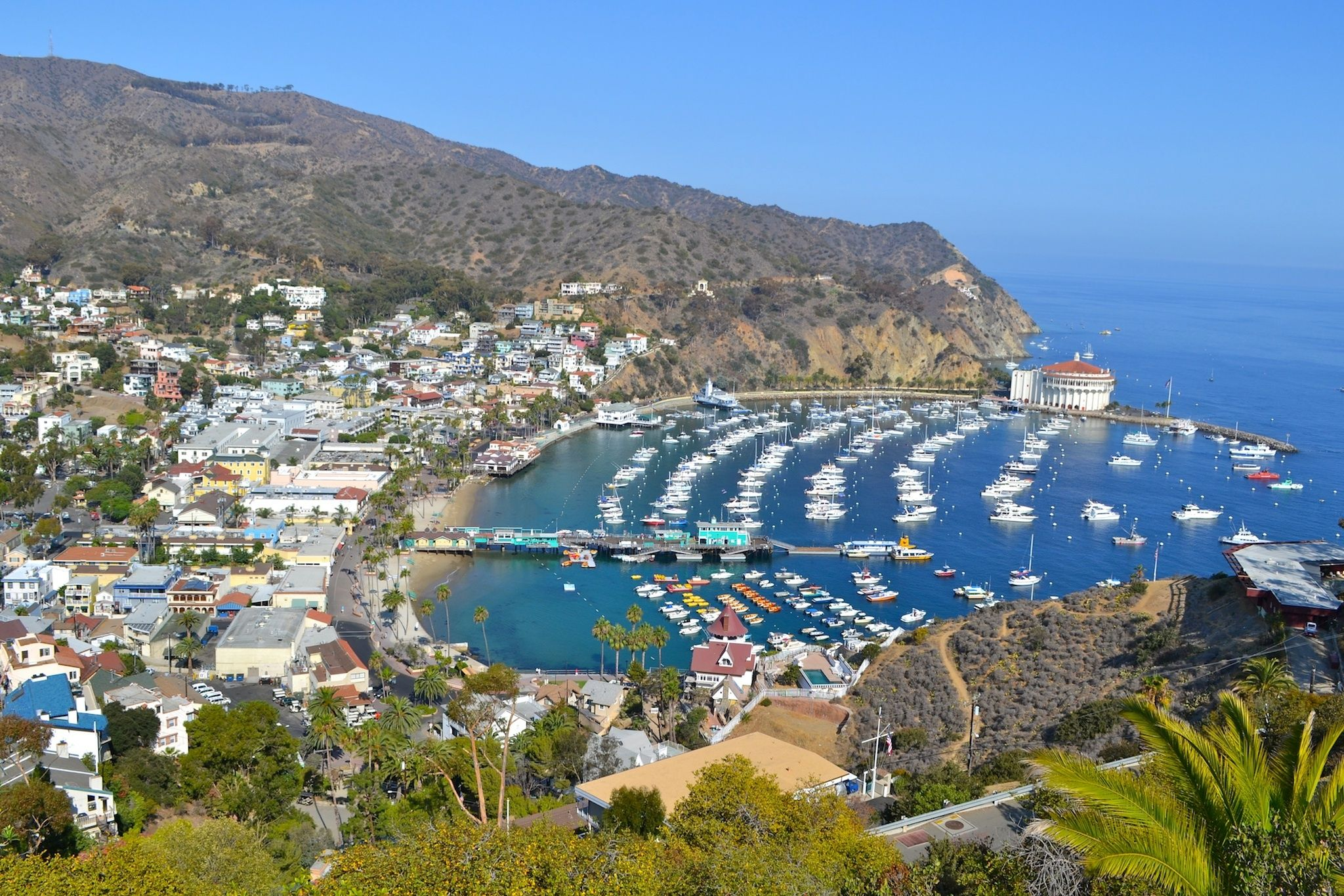 A Guide To Long Beach Weekend Getaways Catalina Island Places To Go