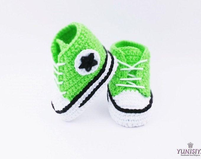 converse verdes niño