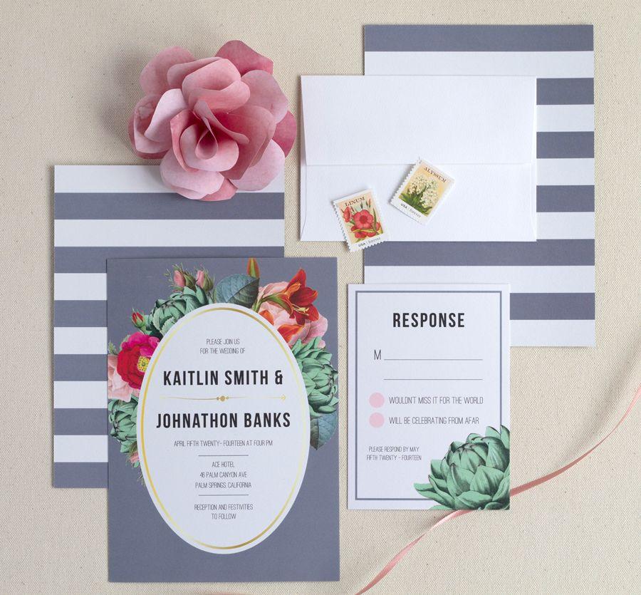 Elli Wedding Invitations + A Special Offer!