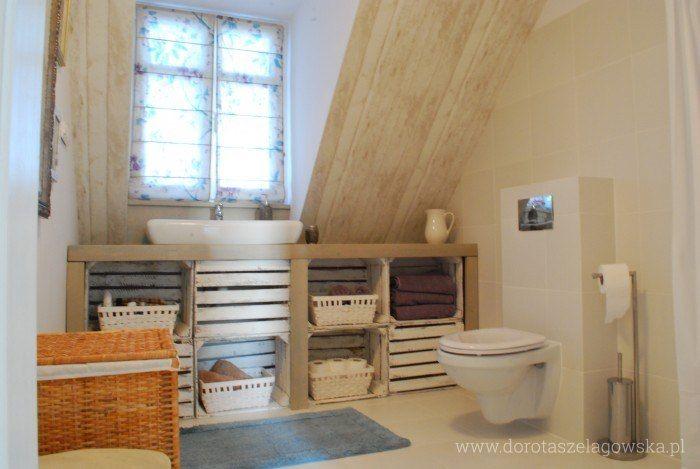 łazienka Warmia Dorota Szelągowska Bathroom łazienka
