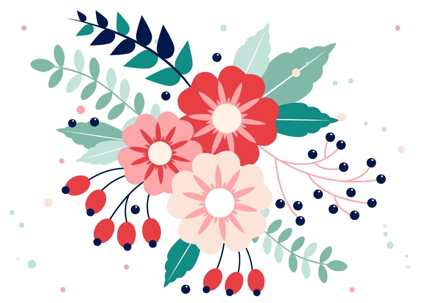 Vector Spring Flower Design Choose From Thousands Of Free Vectors