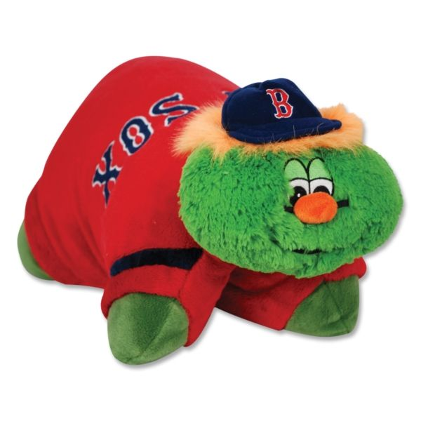 Red Sox Pillow Pet Wally The Green Monster Boston Red Sox Ball