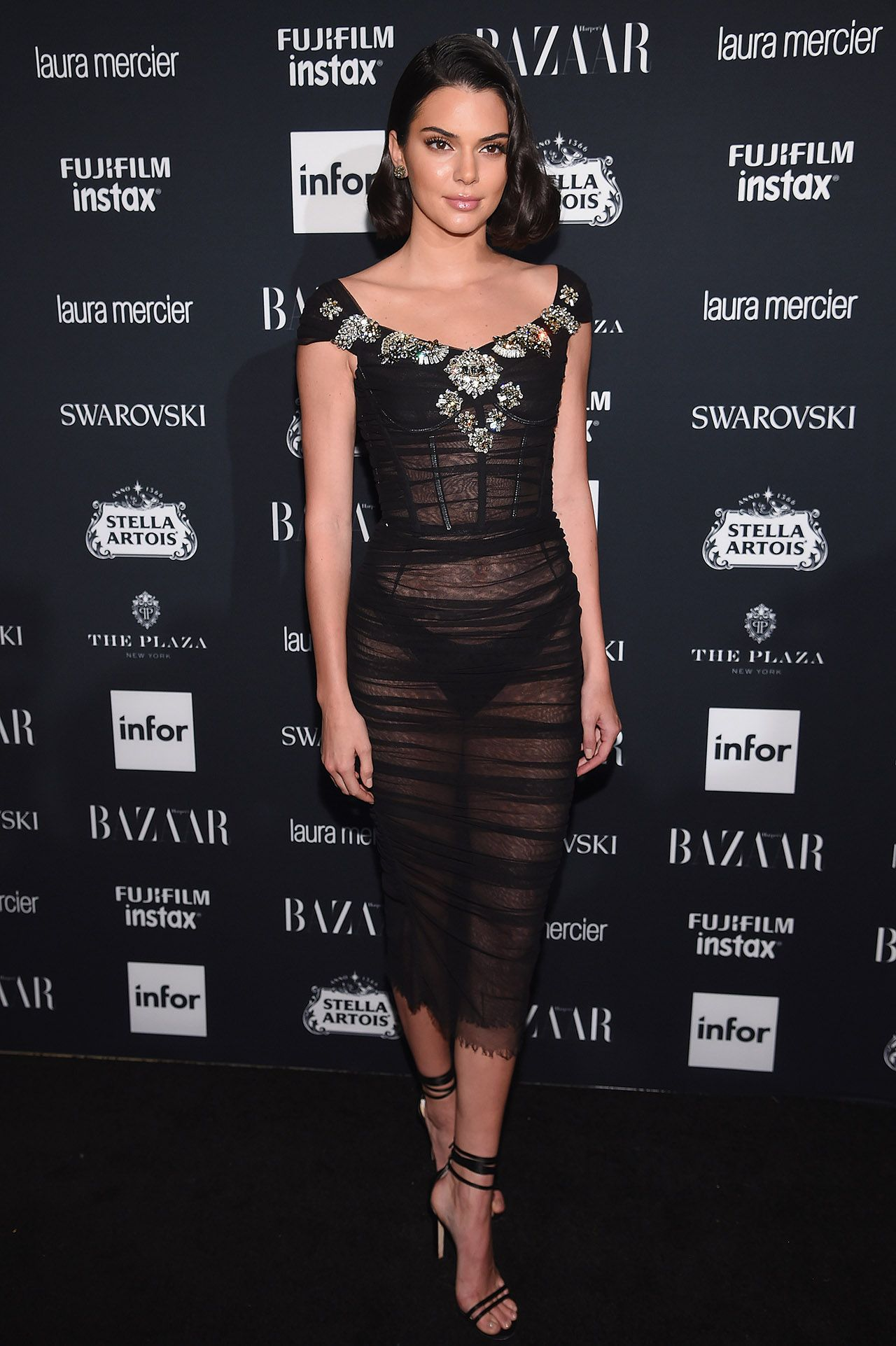 6fe99acea63 In Dolce   Gabbana - At the Harper s Bazaar Celebration of  ICONS By Carine  Roitfeld  in New York City
