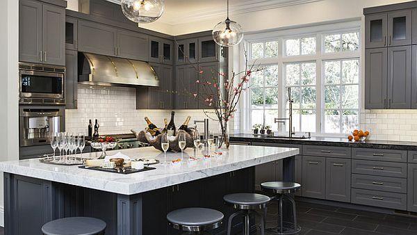 Top 25 Kitchen Trends For 2015 Kitchen Design Grey