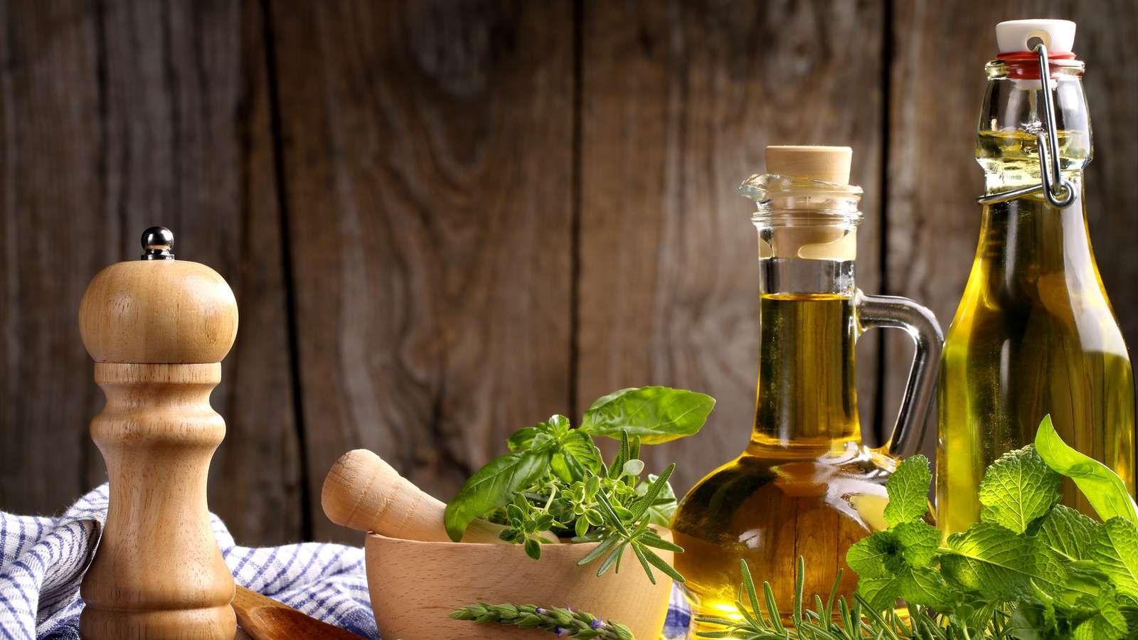 Welche Kräuter dir beim Detox helfen