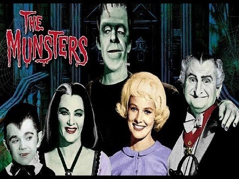 the munsters season 1 episode 1 6 youtube - Munsters Halloween Episode