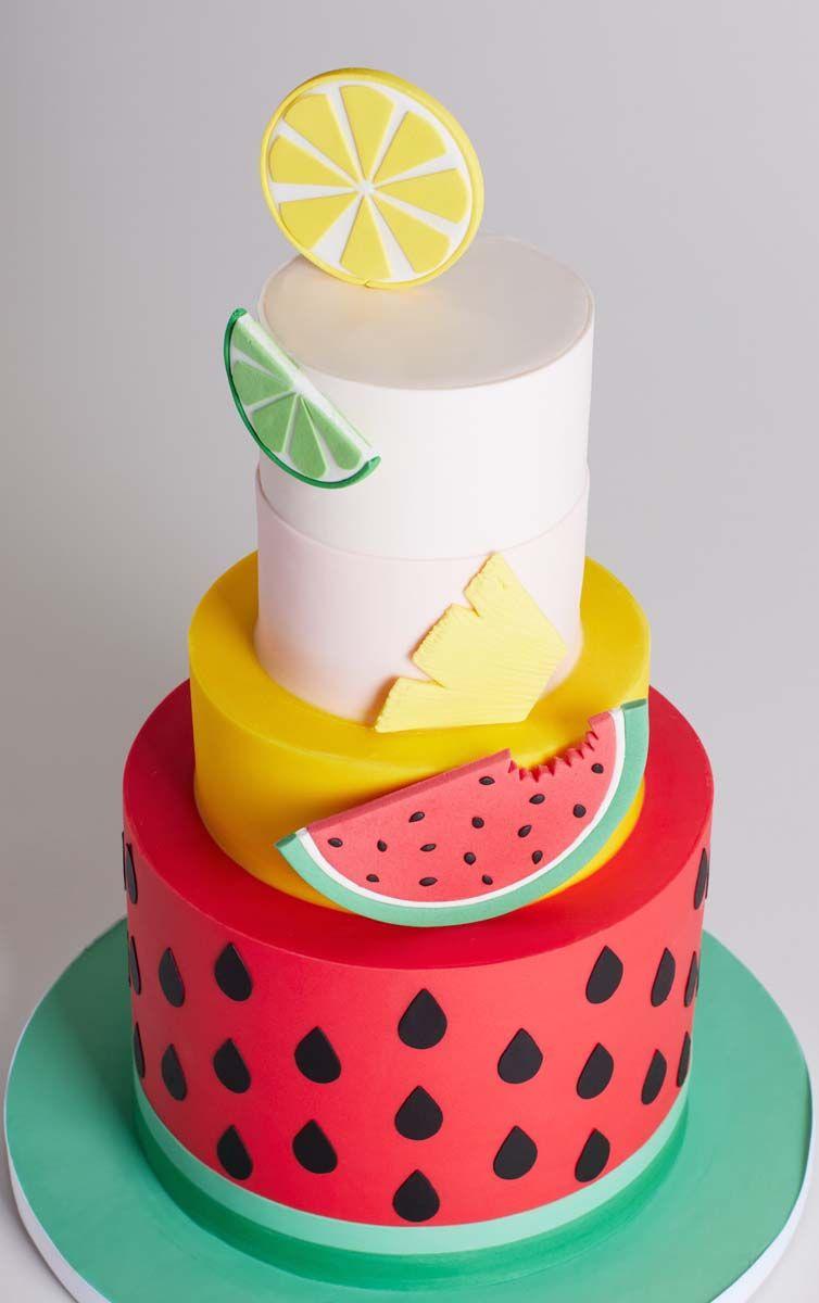 Custom Wedding Cakes By Bottega Louie
