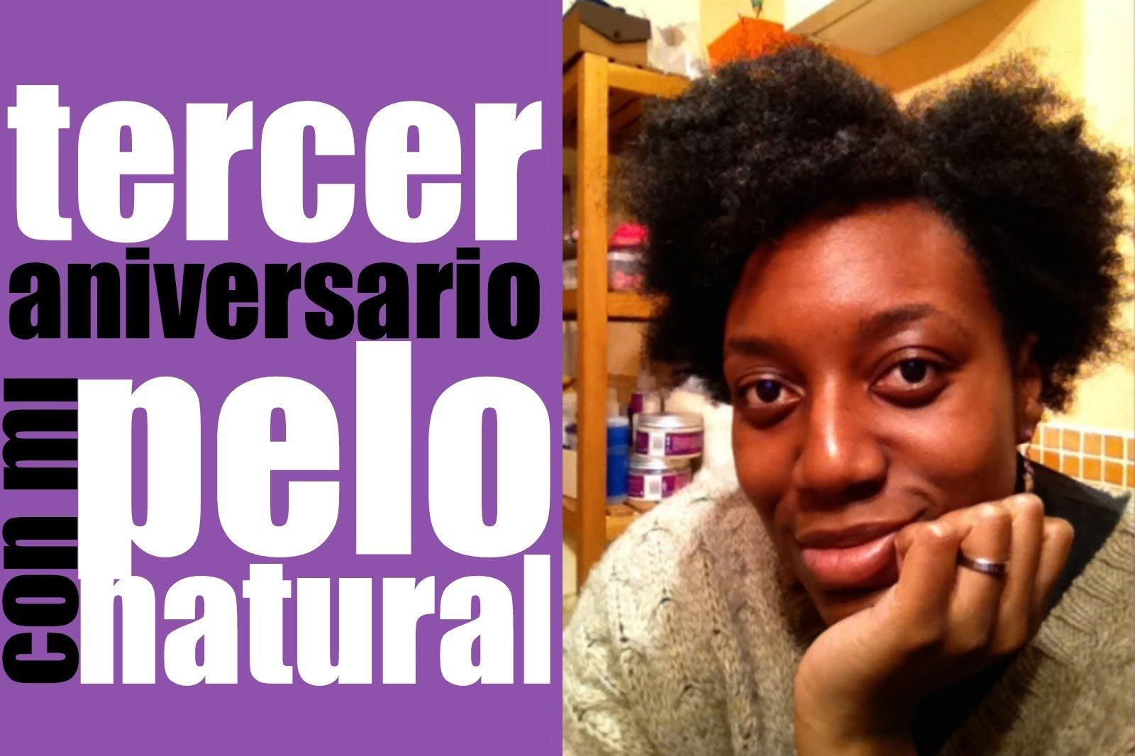 213 - Tercer año natural  http://youtu.be/p8_AioZXxYs