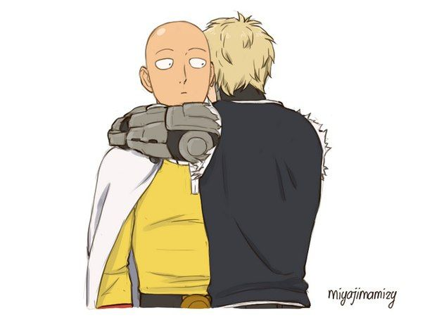One Punch Man - Hug part 1
