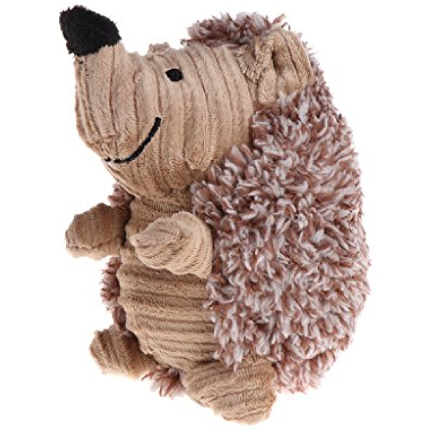 Biunnee Pet Dog Squeaky Hedgehog Plush Toy Squeaker Sound Puppy