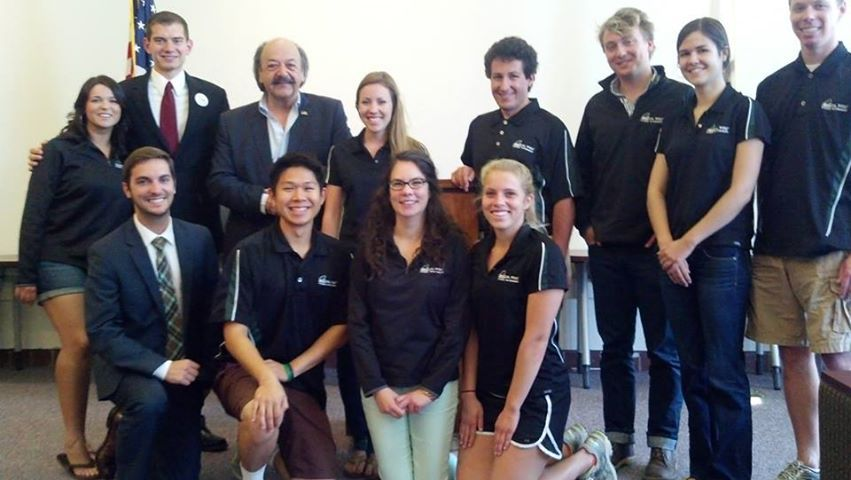 Student Government Assemblyman and Cal Poly