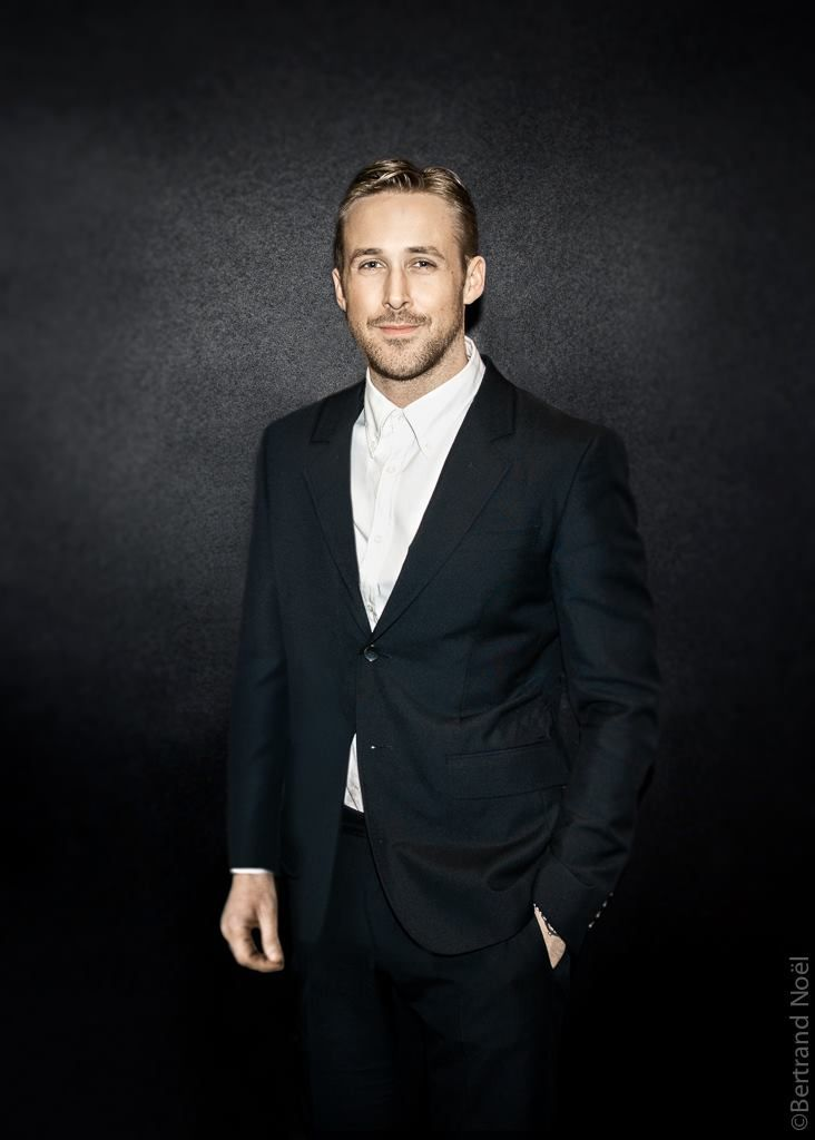 Ryan Gosling par Bertrand Noël http://ryangoslingfrance.com/