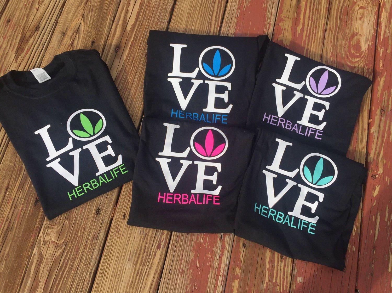 Herbalife Logo Love T Shirt Herbalife Visit Facebook Com Nymvinyl Herbalife Clothing Herbalife Nutrition Herbalife