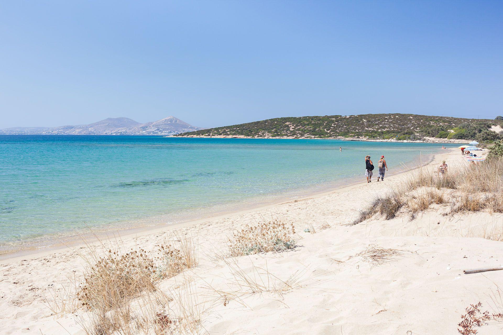 Places To Visit In Paros Greece