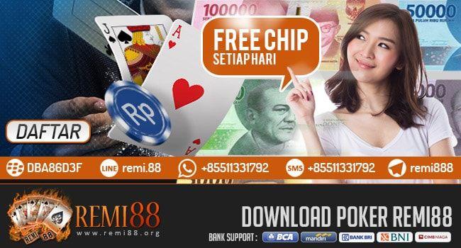 Pin Di Poker Remi88