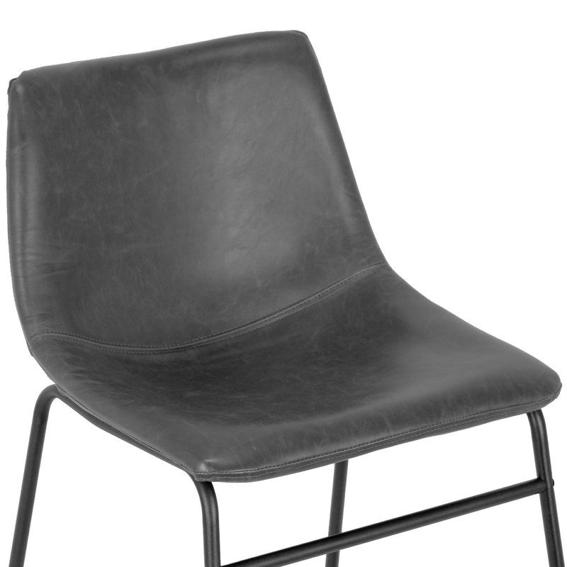 Adan Side Chair Reviews Allmodern With Images Upholstered