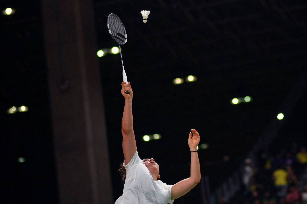Air Conditioning Drifts Pose Problems For Olympic Badminton