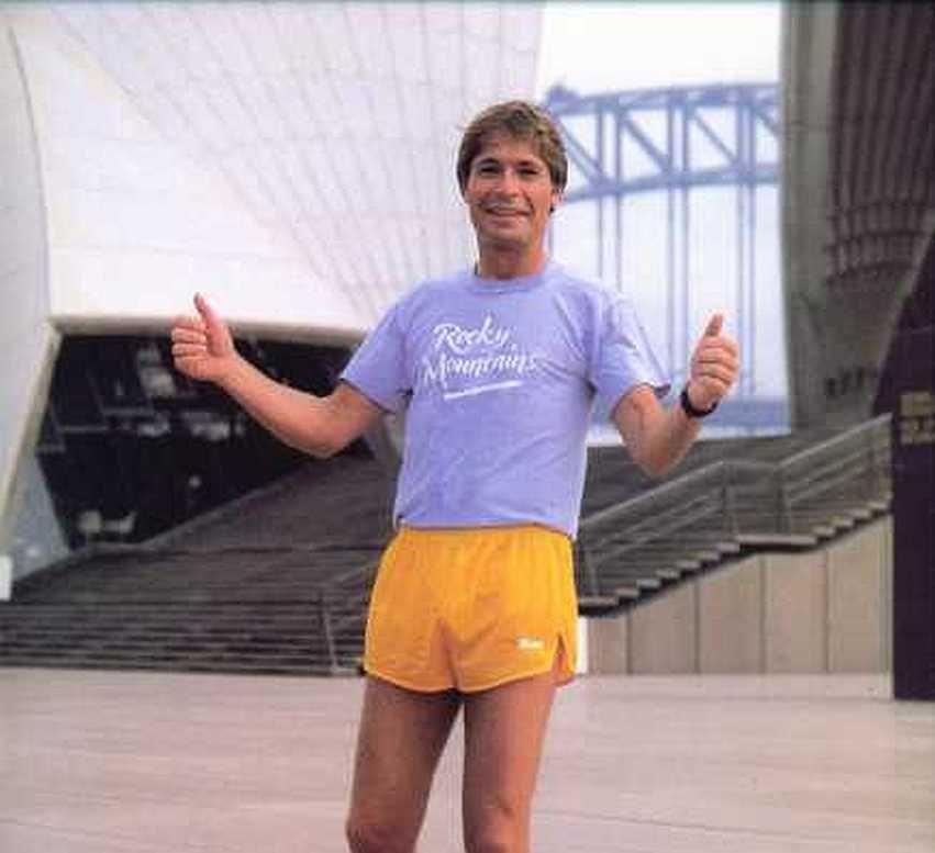 John Denver And Very Short Shorts !