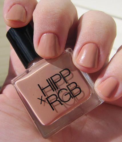 perfect nude nail polish