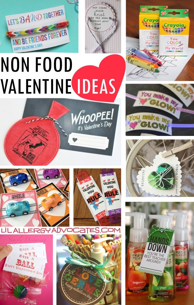 Classroom Birthday Ideas Non Food ~ Valentines day candy free ideas non food