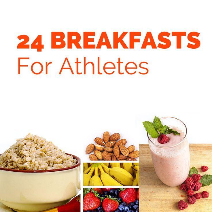 The Vegetarian Athlete Diet