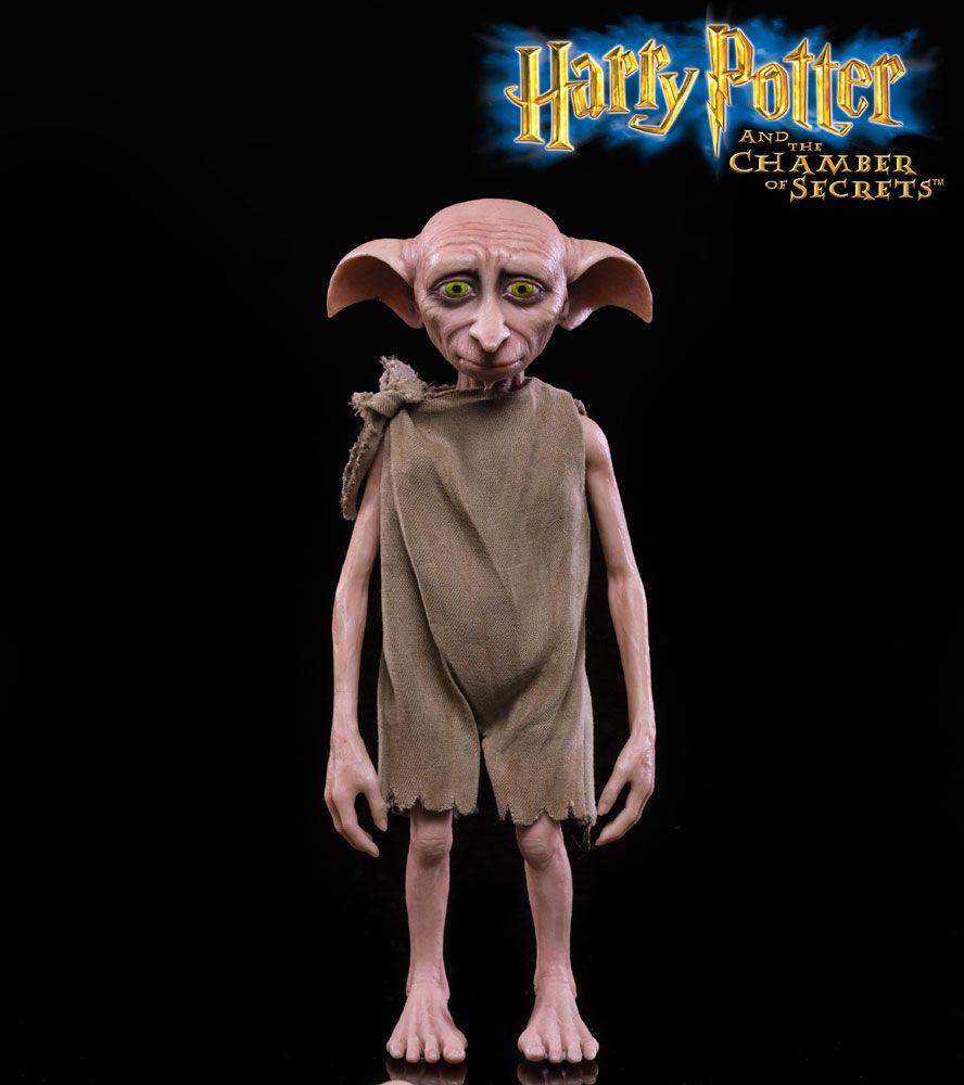 Harry Potter Und Die Kammer Des Schreckens My Favourite Movie Actionfigur 1 6 Dobby 15 Cm Dobby Harry Potter Figur Harry Potter Figuren