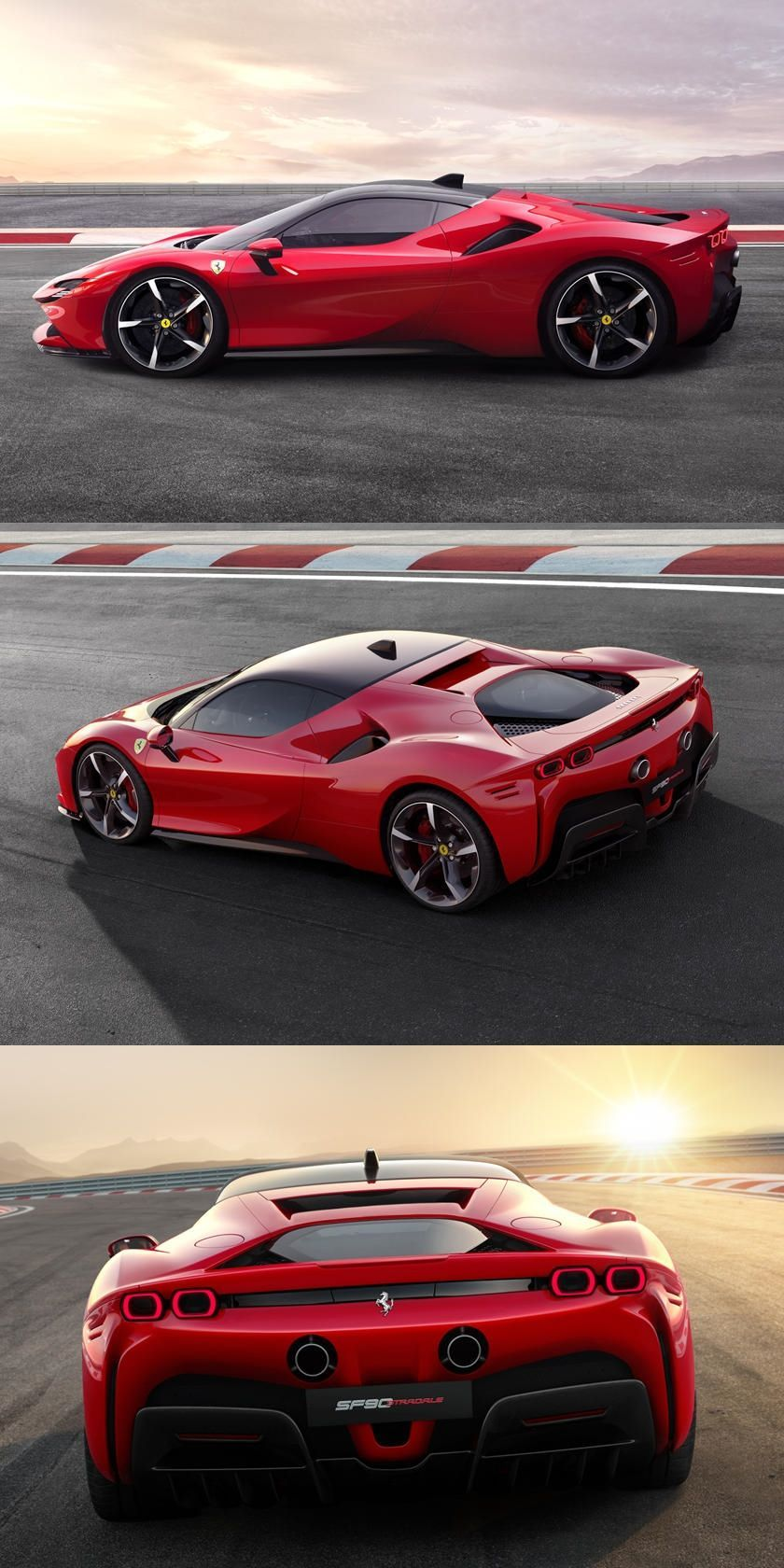 Ferrari Reminds The World Why It Builds The Best Supercars Pertaining To Recent Times Rolls Royce Is Still Regarded As In 2020 Super Cars Ferrari Car Ferrari Poster