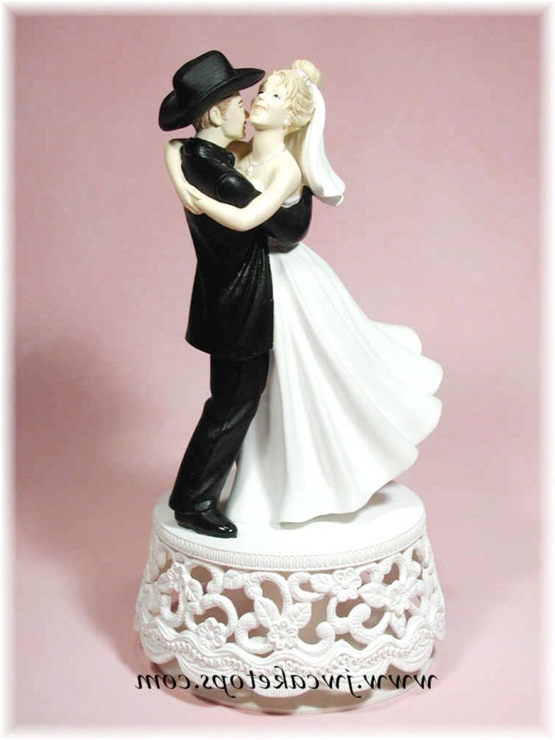 Western Wedding Cake Toppers And Cheap