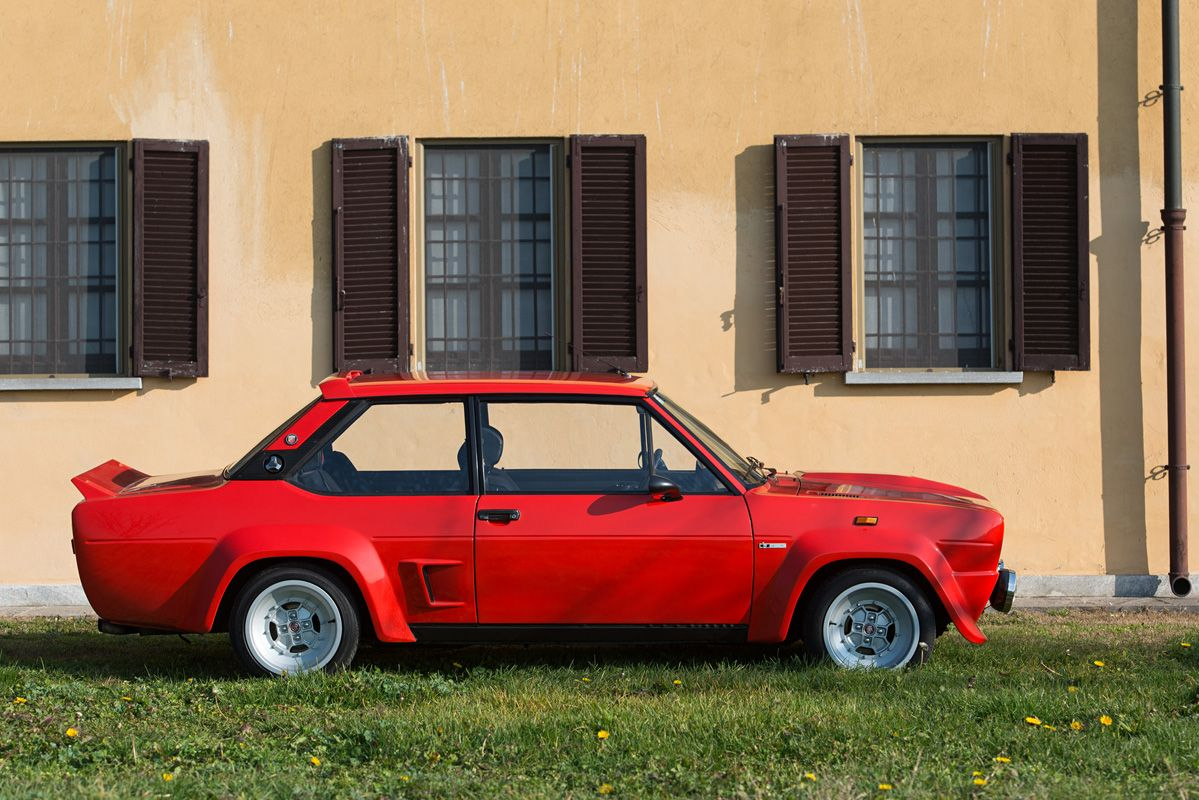 Image Result For Fiat 131 Abarth Stradale