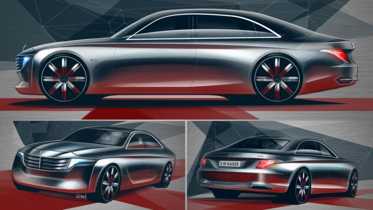What We Know About The 2021 Mercedes Benz S Class In 2020 Benz S