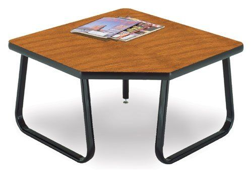 Corner Table (Sled Base) Laminate Cherry - OFM TABLE3030-CHERRY Manufactured to the Highest Quality Available.. Design is stylish and innovative. Satisfaction Ensured.. Other Matching Items sold Seperately..  #OFM #Home