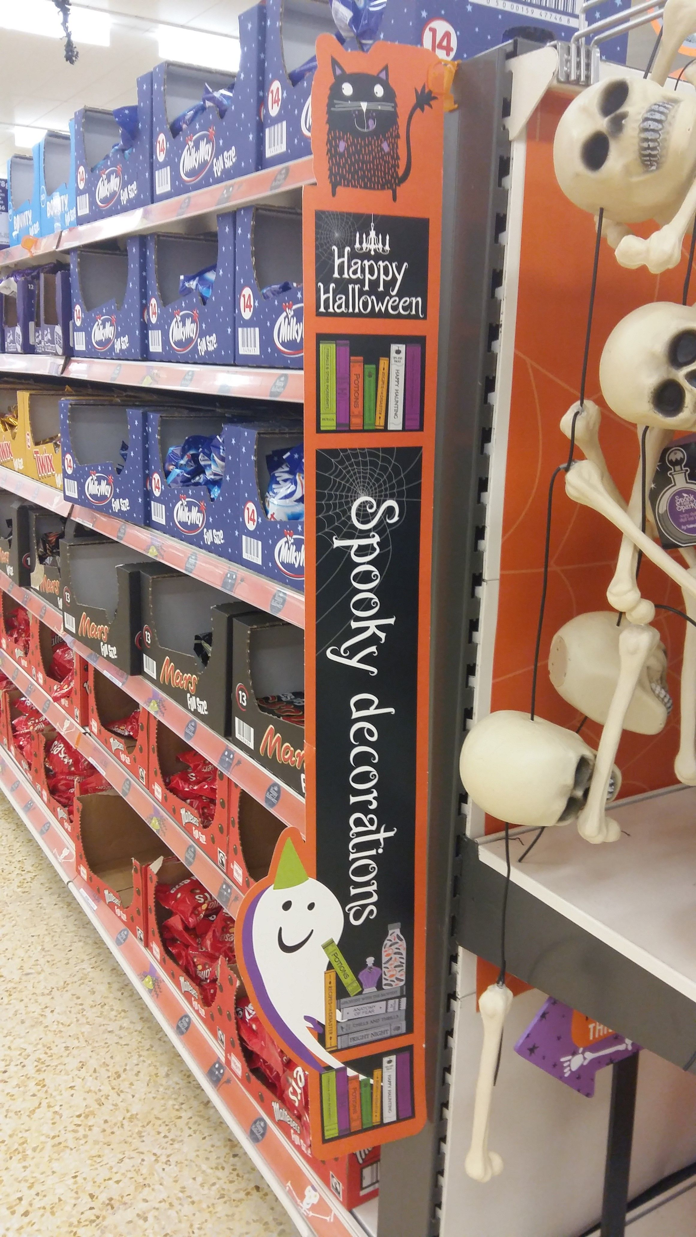 Sainsbury's Halloween 2015 Halloween 2015, Halloween, Spooky