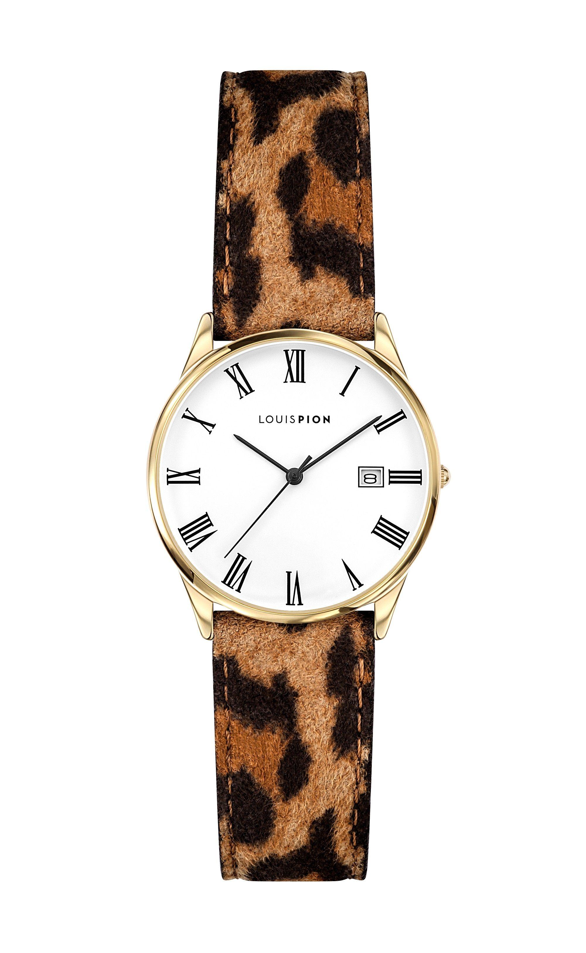 39eda67102 Montres LEOPARD XC2013RWL LOUIS PION - Louis Pion   Watches ...