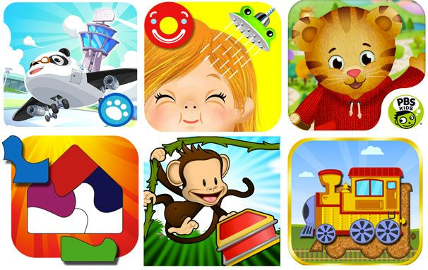 Favorite Kindle Fire apps for kids ages 1 to 5 Kindle