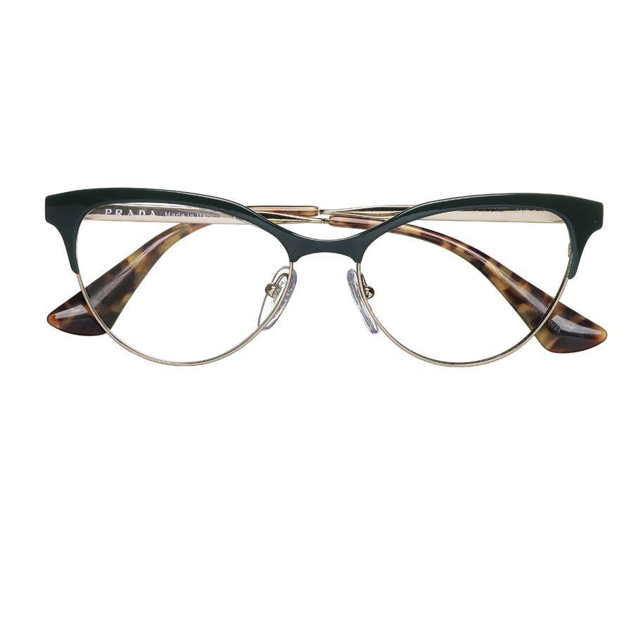 528736cc1ce6b Lunettes de vue Prada Eyewear
