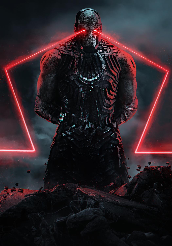 Photo of Lord Darkseid