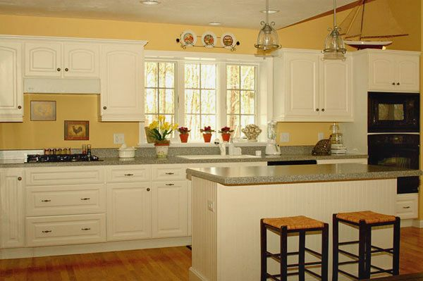 Cape style homes kitchens cape cod kitchen remodeling by for Cape cod style kitchen cabinets