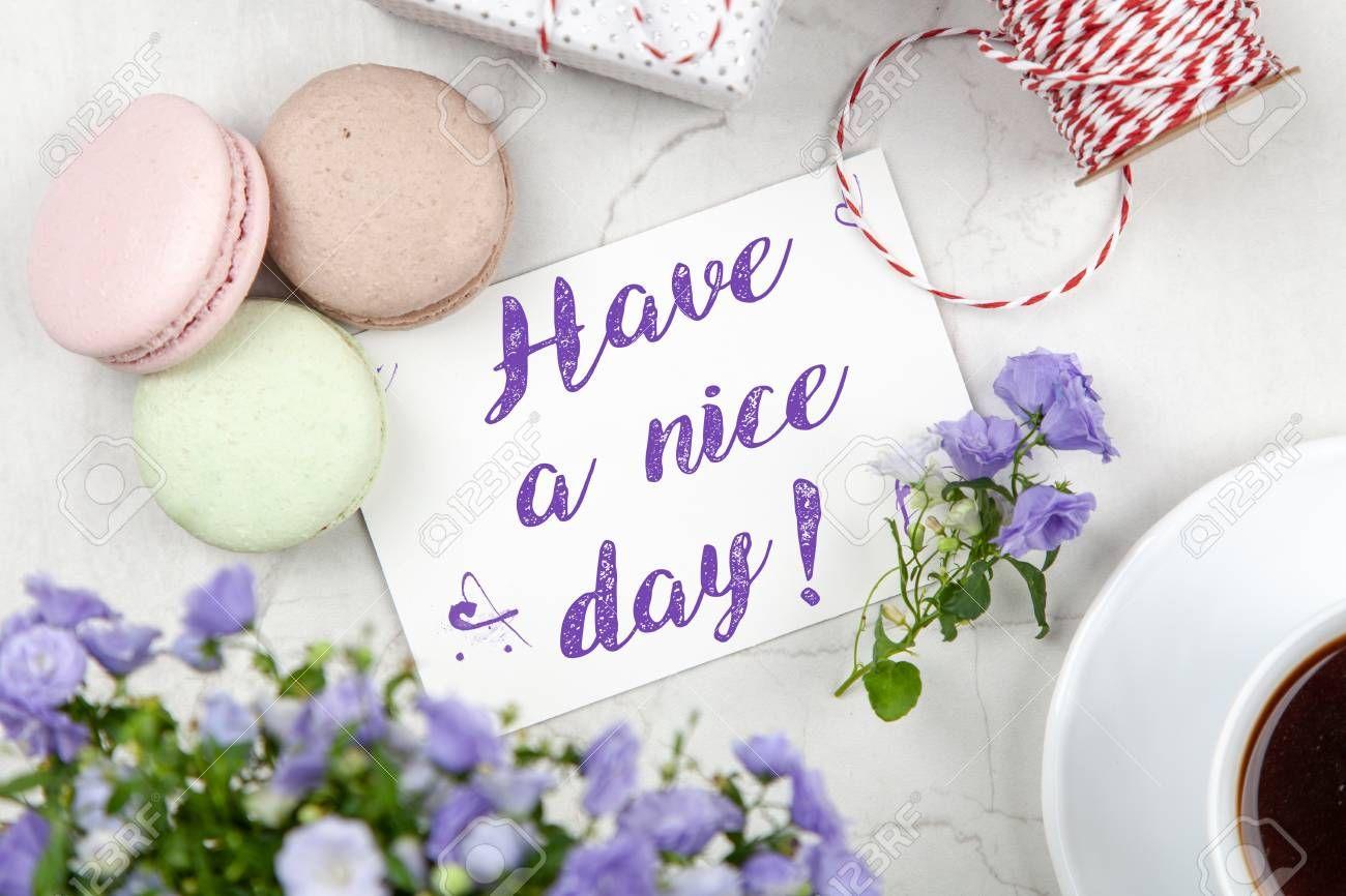 I Wish You a Nice Day! — Craftorator in 2020 Happy