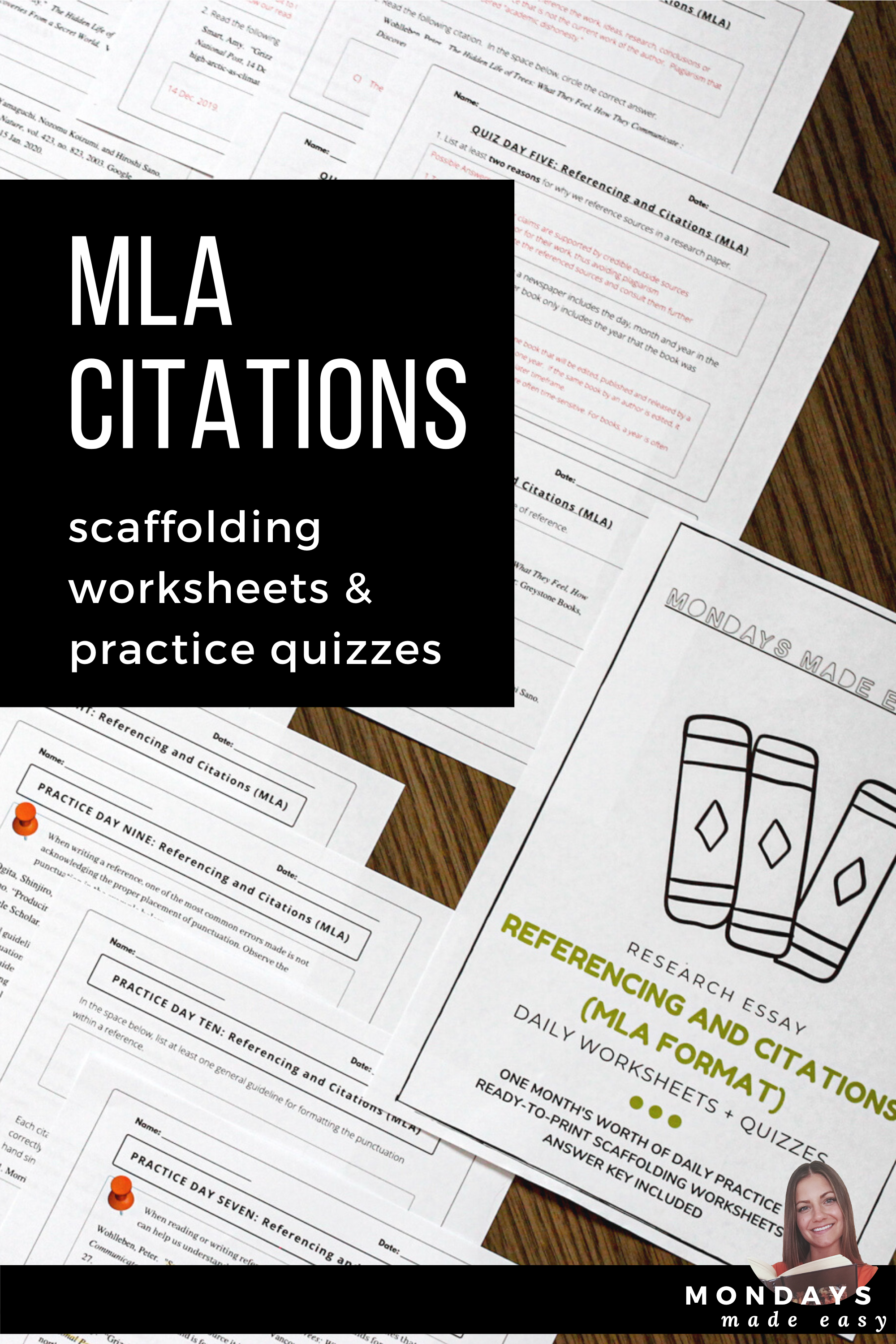 Pin On Research Citation And Mla