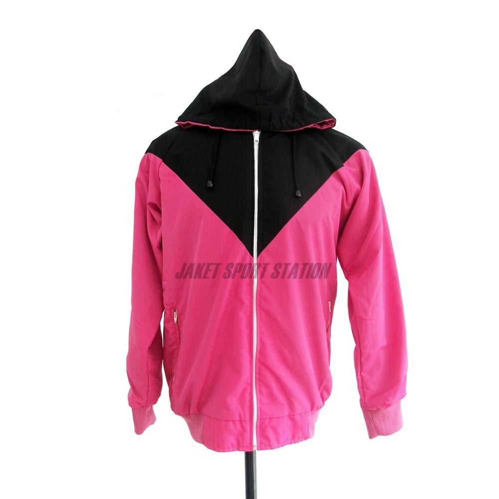 Jaket Nike Parasut Online Adidas Bolak Balik Wanita Gita Korea Fit Xl Original