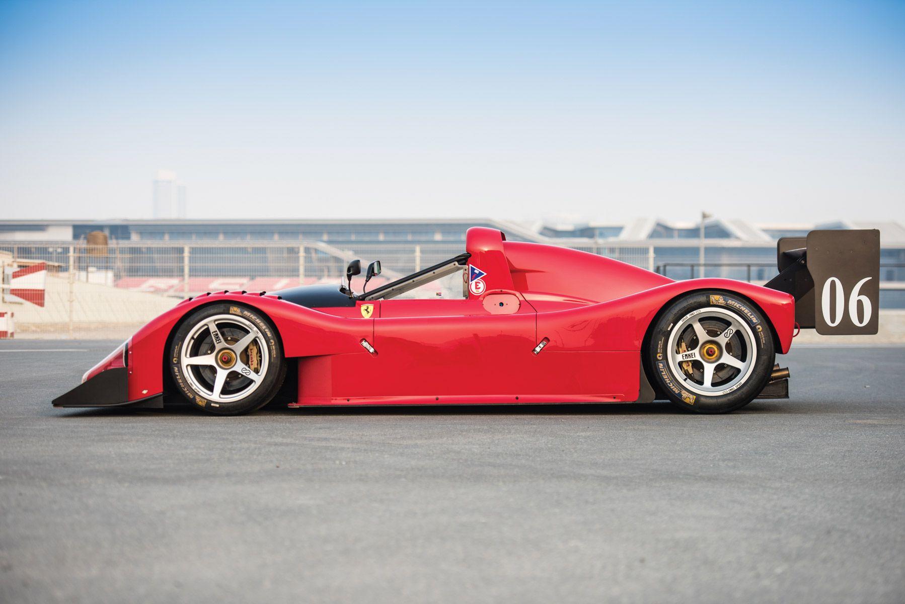 The Ferrari Race Car That Never Went Racing Ferrari Racing
