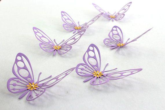 Purple Erflies Erflieserfly By Mydreamdecors On Etsy 16 00 Erfly Wall Artpaper