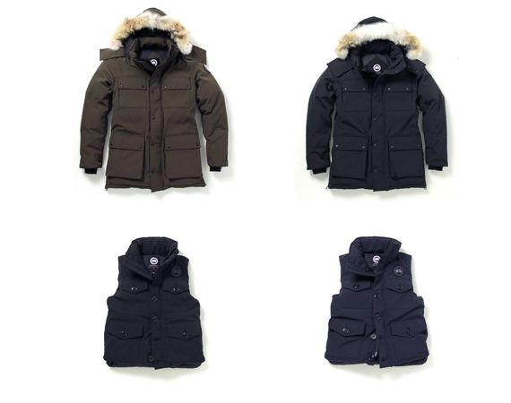 collection canada goose