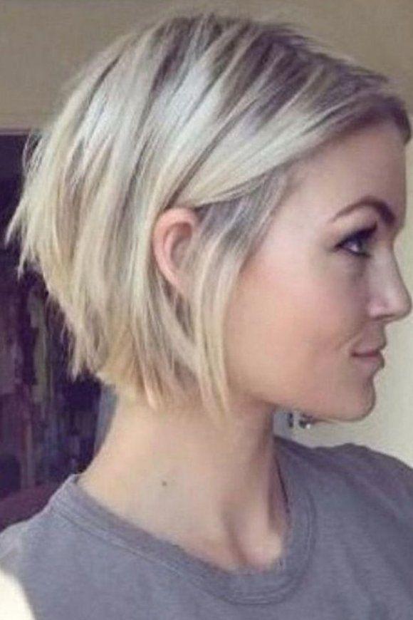 P P Bente Bente Fashion Nienca In 2020 Short Hair Trends Bobs For Thin Hair Thick Hair Styles