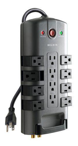 Belkin Pivot-Plug Surge Protectors