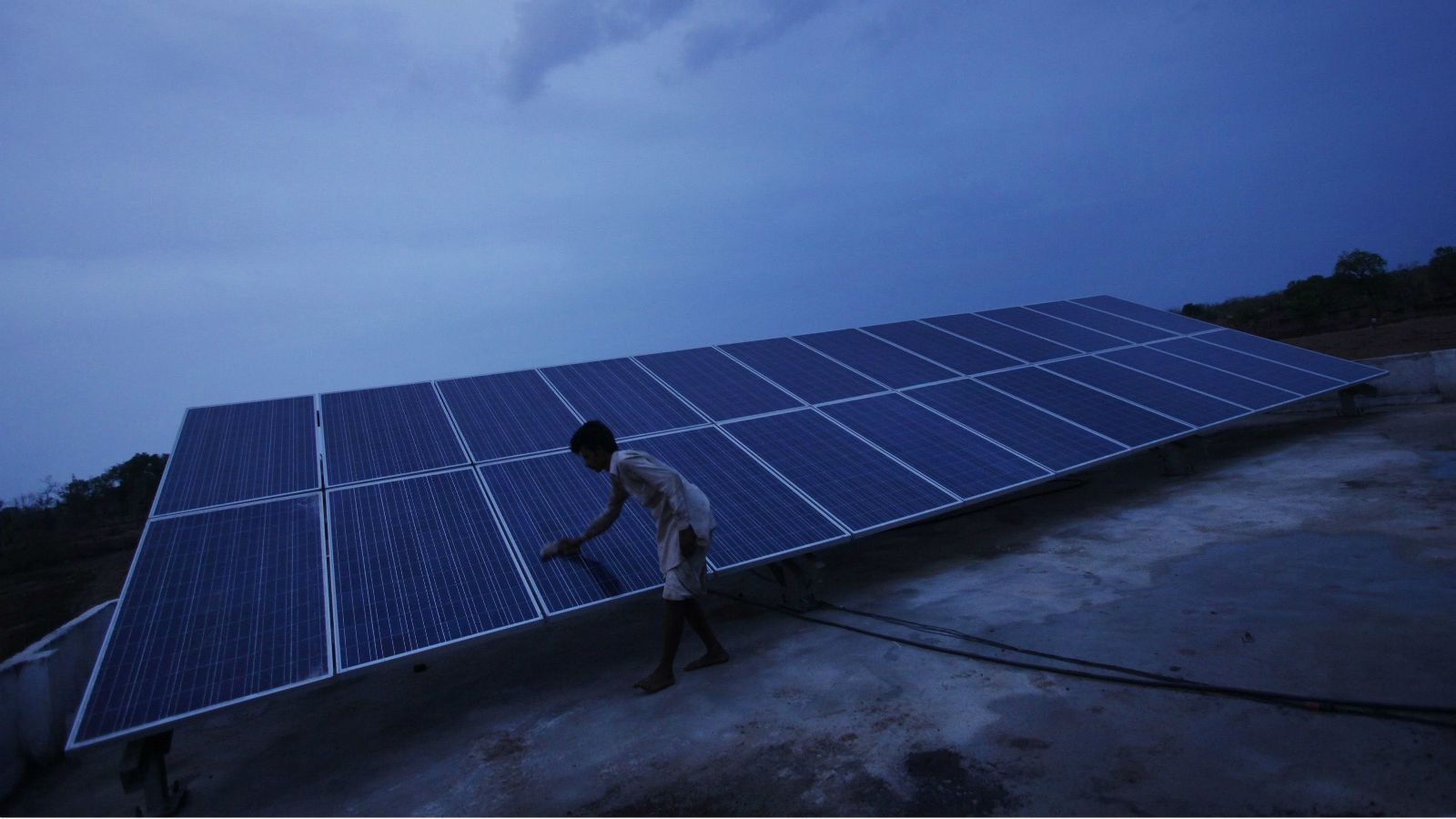 India's rooftop solar market is on fire Solar panels
