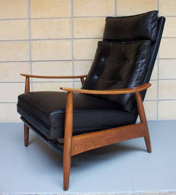 milo baughman recliner by thayer coggin recliner upholstery and