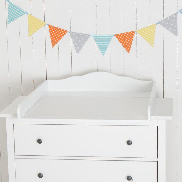 Wolke 7 Wickelaufsatz Fur Ikea Hemnes Kommode Baby Kinderzimmer