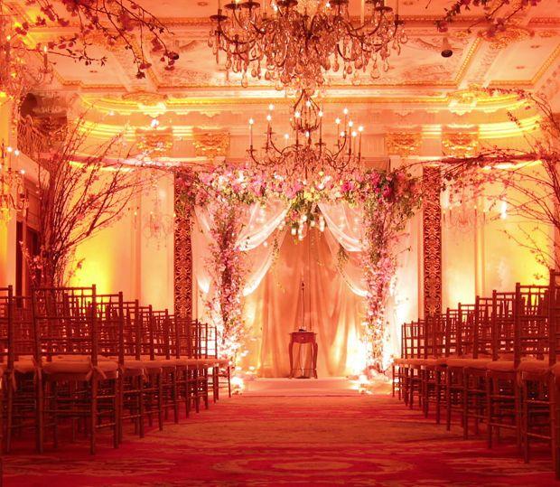 Wedding Ceremony Decorations Ideas Indoor: 17 Pretty Perfect Ceremony Decor Ideas